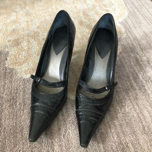 Paolo Mary Jane Pumps